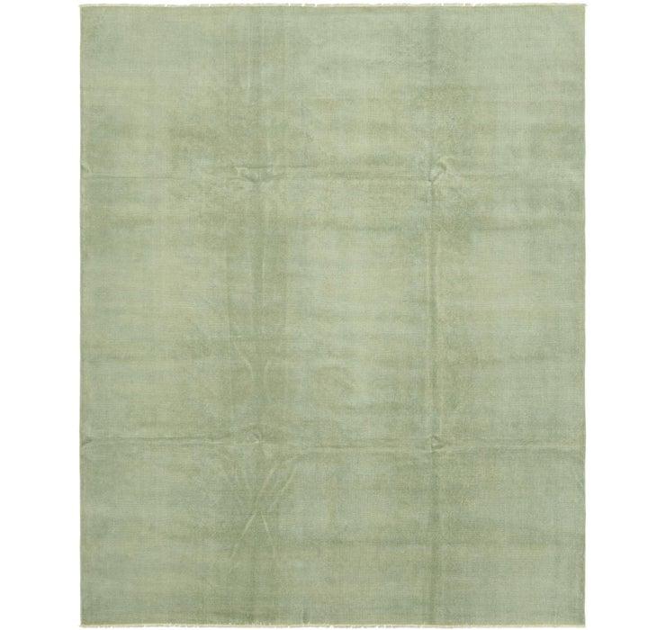 230cm x 287cm Over-Dyed Ziegler Rug