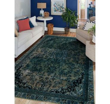 9' 4 x 15' 7 Ultra Vintage Persian Rug main image