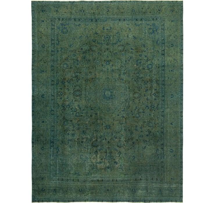 8' 10 x 12' Ultra Vintage Persian Rug