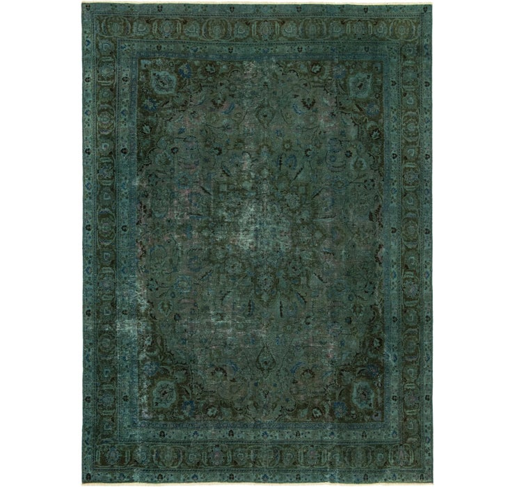 9' 2 x 12' 7 Ultra Vintage Persian Rug
