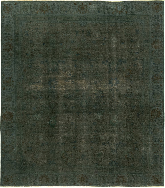 9' x 10' Ultra Vintage Persian Square Rug main image