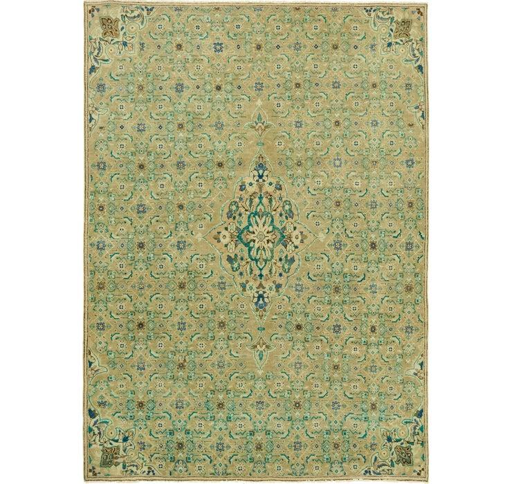 7' 4 x 10' 1 Ultra Vintage Persian Rug
