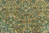 145cm x 395cm Ultra Vintage Persian Runner Rug thumbnail image 5