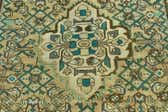 145cm x 395cm Ultra Vintage Persian Runner Rug thumbnail image 6