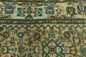 145cm x 395cm Ultra Vintage Persian Runner Rug thumbnail image 7