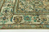 145cm x 395cm Ultra Vintage Persian Runner Rug thumbnail image 9