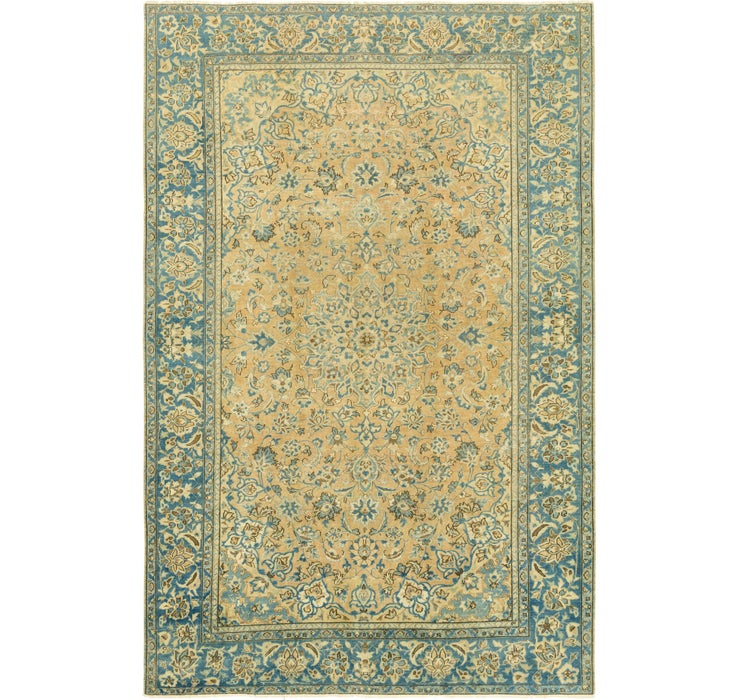 7' 1 x 11' 1 Ultra Vintage Persian Rug