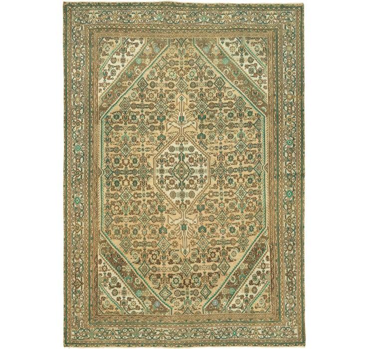 7' x 10' 3 Ultra Vintage Persian Rug