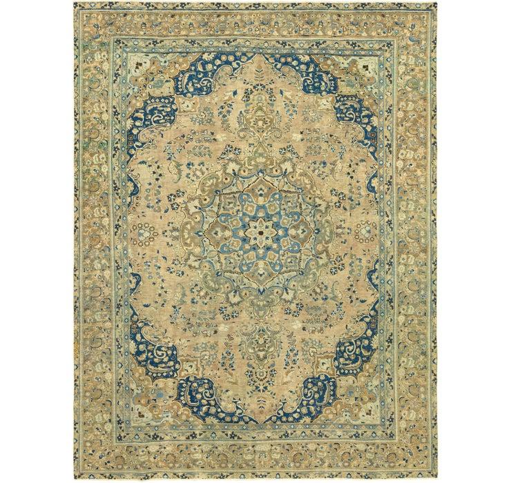 280cm x 365cm Ultra Vintage Persian Rug