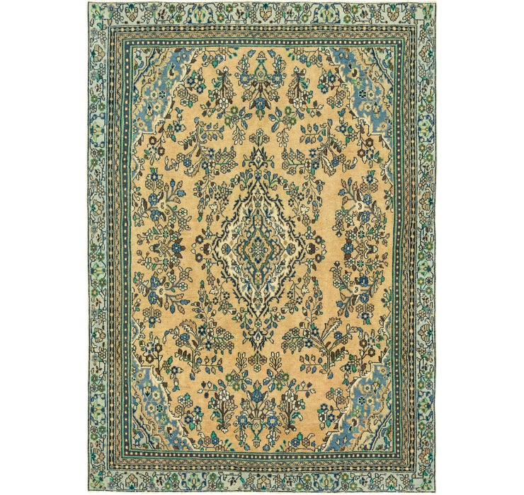 7' 6 x 10' 7 Ultra Vintage Persian Rug