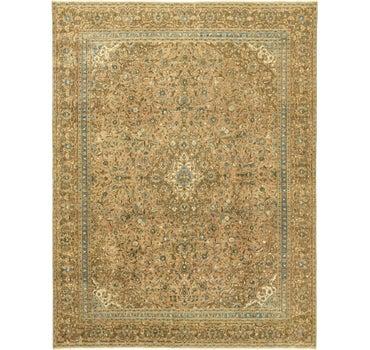 8' 9 x 11' 6 Ultra Vintage Persian Rug main image