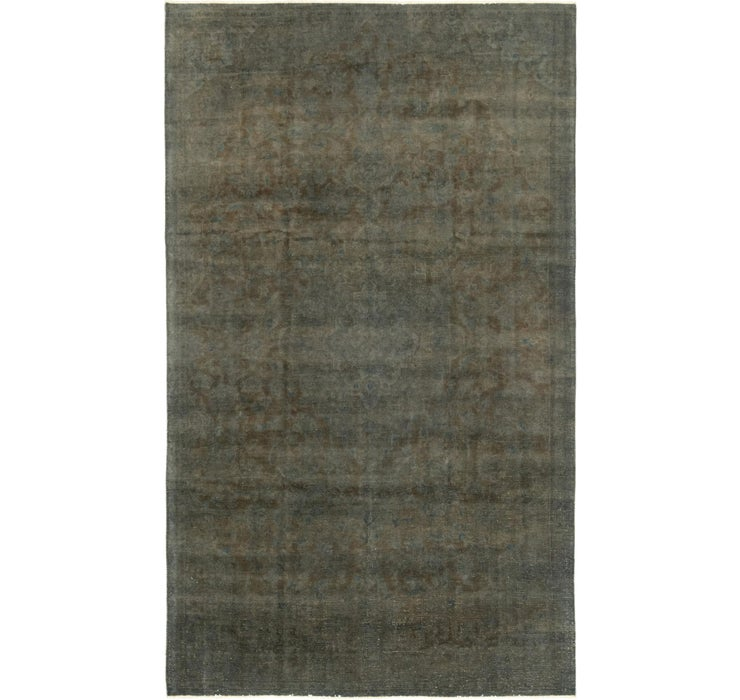 205cm x 340cm Ultra Vintage Persian Rug