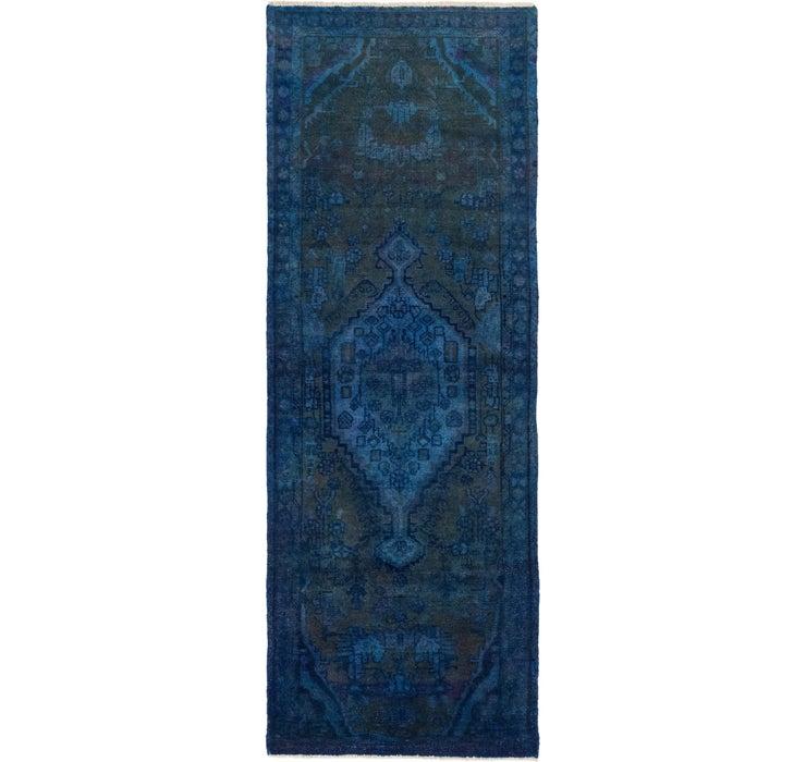 97cm x 275cm Ultra Vintage Persian R...