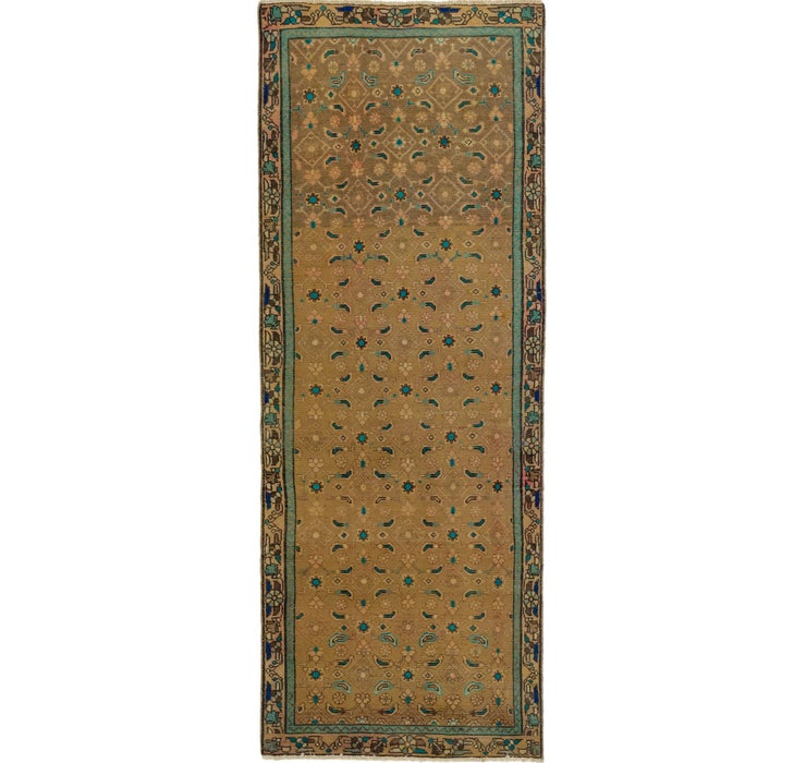 3' x 7' 10 Ultra Vintage Persian R...