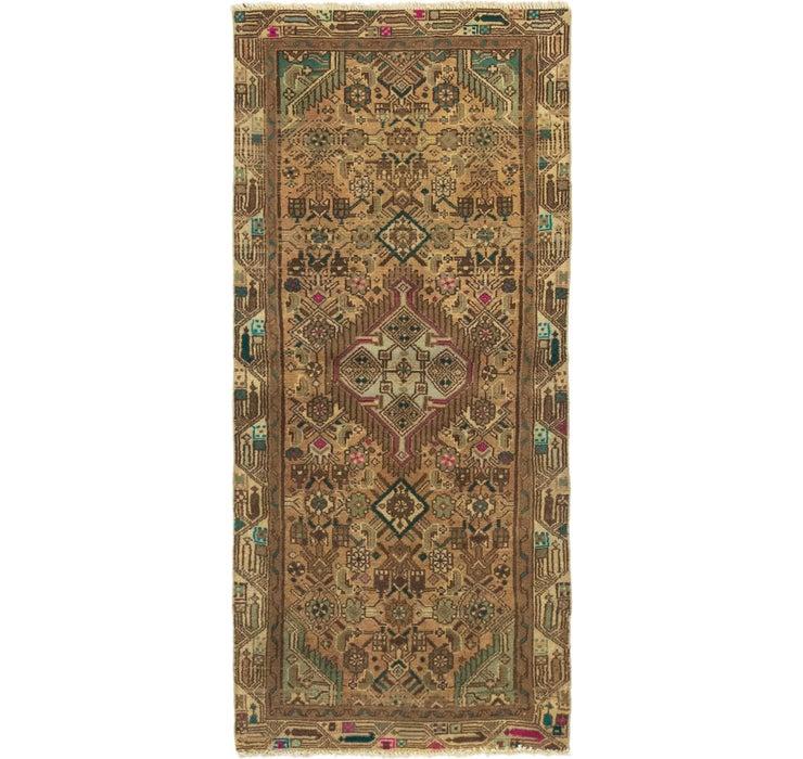 65cm x 147cm Ultra Vintage Persian R...