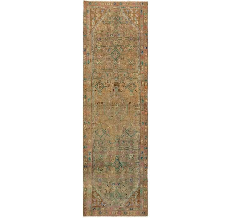 2' 10 x 9' Ultra Vintage Persian R...