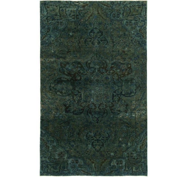 6' 4 x 10' 4 Ultra Vintage Persian Rug