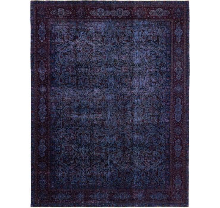 9' 4 x 12' Ultra Vintage Persian Rug