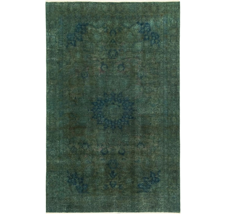 6' x 9' 5 Ultra Vintage Persian Rug