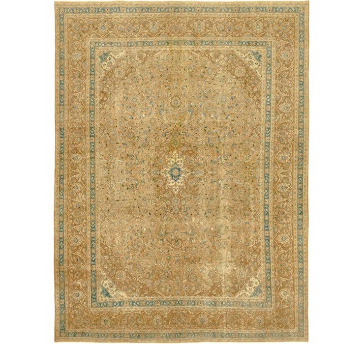 9' 3 x 12' 7 Ultra Vintage Persian Rug