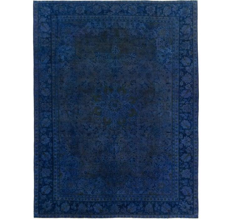 8' 6 x 11' 3 Ultra Vintage Persian Rug