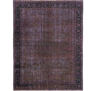 9' 4 x 12' Ultra Vintage Persian Rug main image