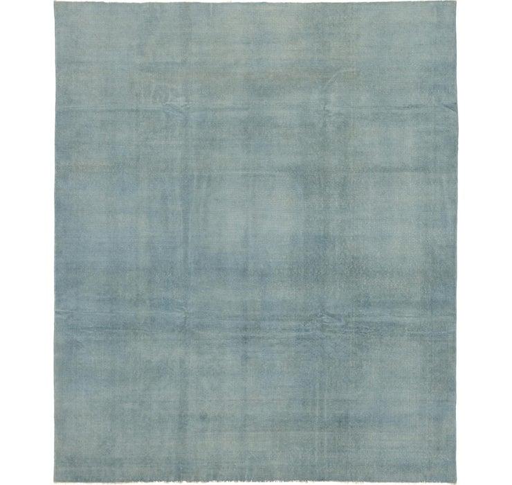 7' 10 x 9' 4 Oushak Oriental Rug