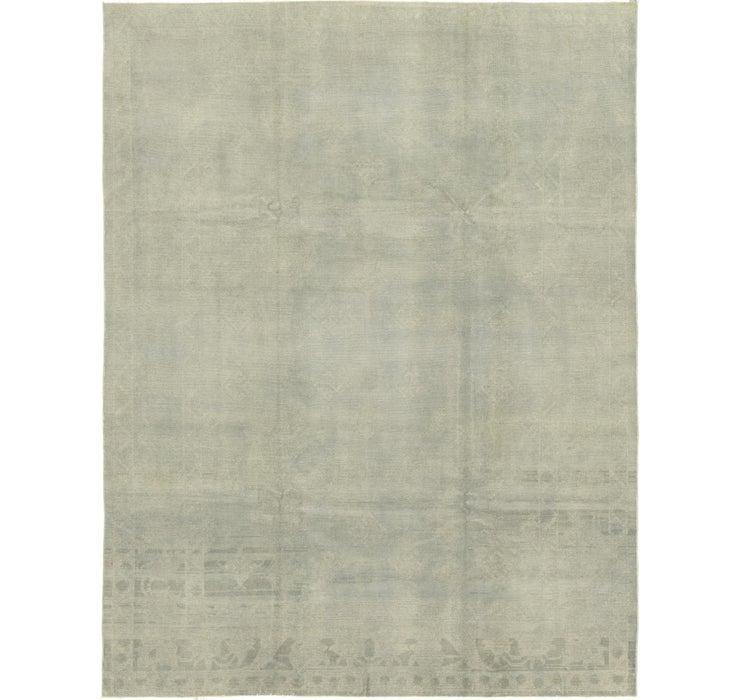 230cm x 305cm Over-Dyed Ziegler Rug