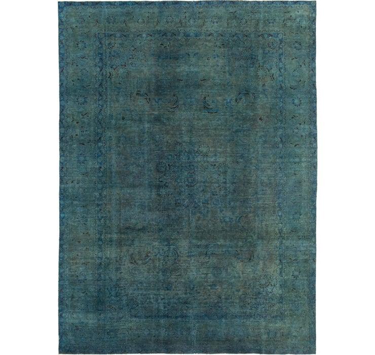9' 2 x 12' 6 Ultra Vintage Persian Rug