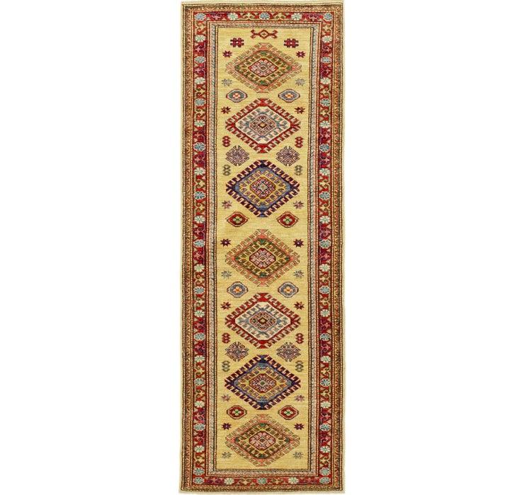 2' 5 x 7' 6 Kazak Oriental Runner Rug