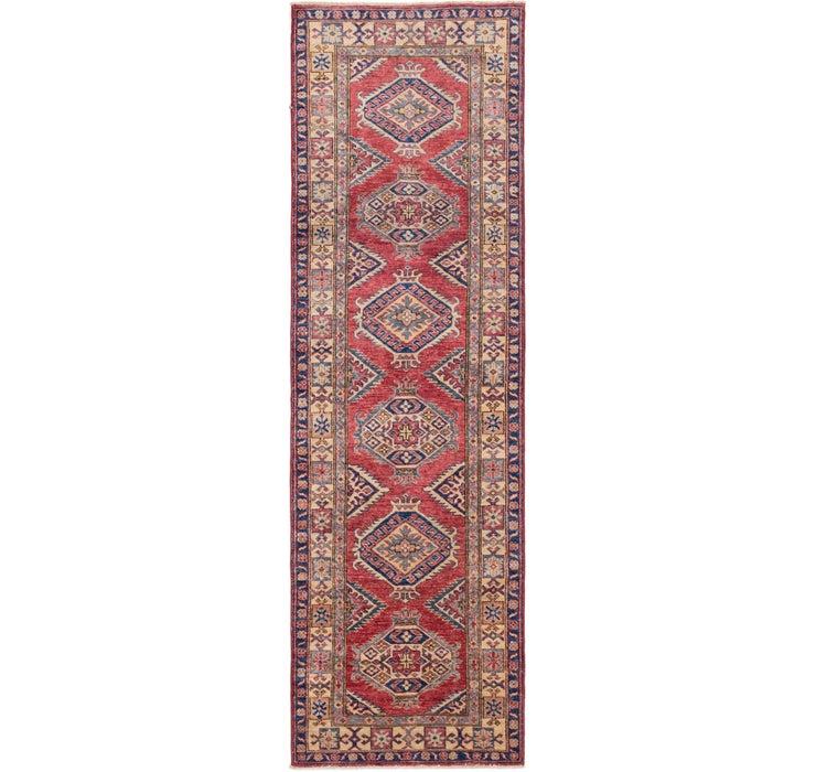75cm x 255cm Kazak Oriental Runner Rug
