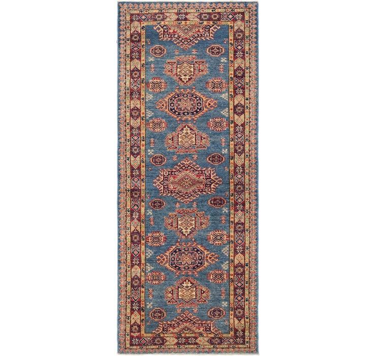 2' 8 x 6' 9 Kazak Oriental Runner Rug