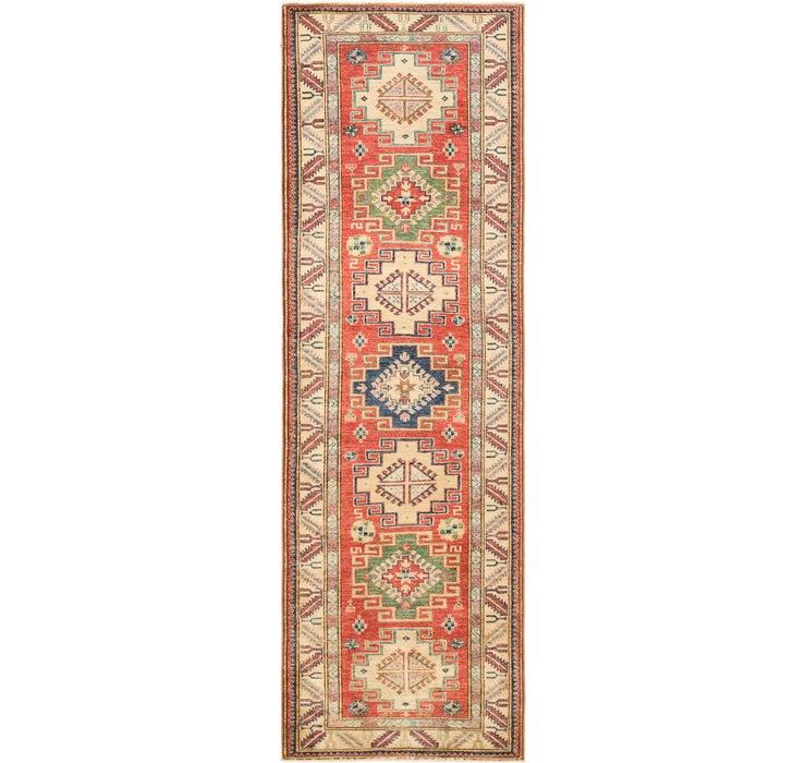 2' 8 x 8' 2 Kazak Oriental Runner Rug