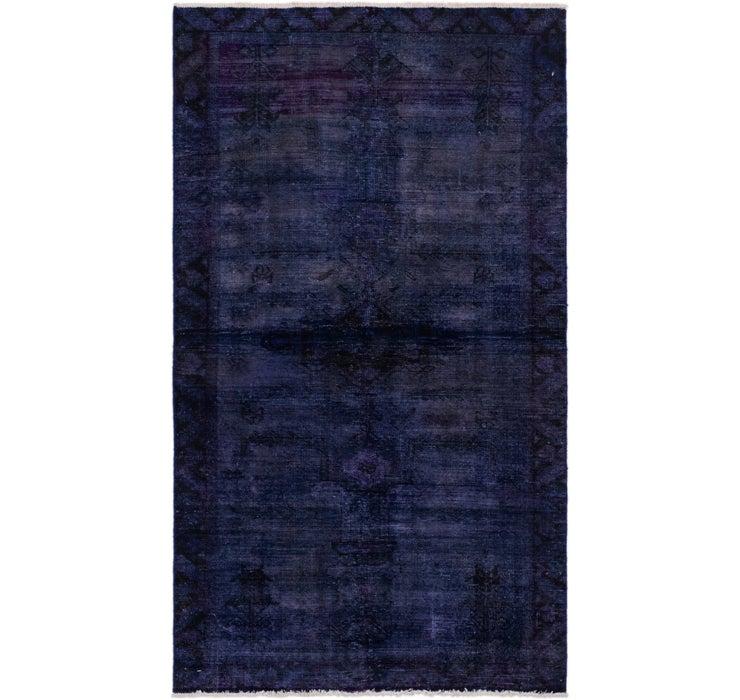 4' 1 x 7' 2 Ultra Vintage Persian Rug