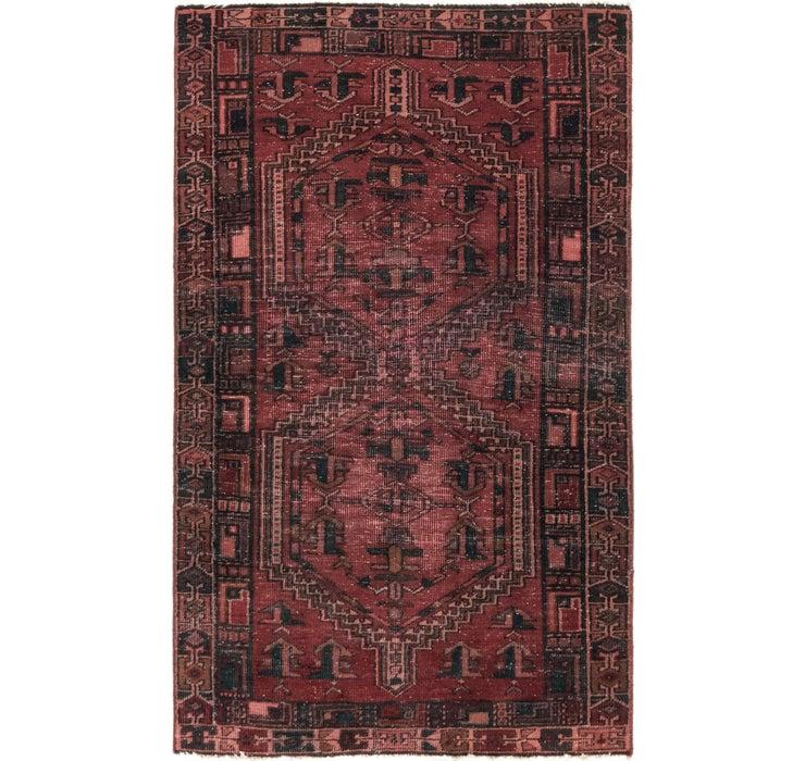 2' 10 x 4' 9 Ultra Vintage Persian Rug