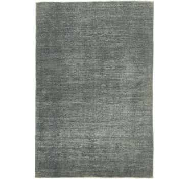 Image of 3' 10 x 5' 10 Over-Dyed Ziegler Rug