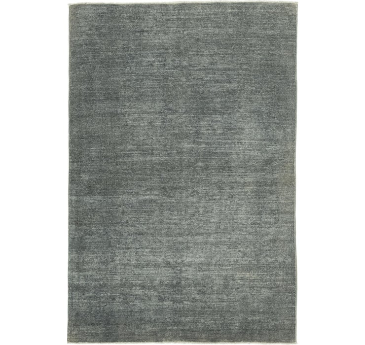 3' 10 x 5' 10 Over-Dyed Ziegler Rug
