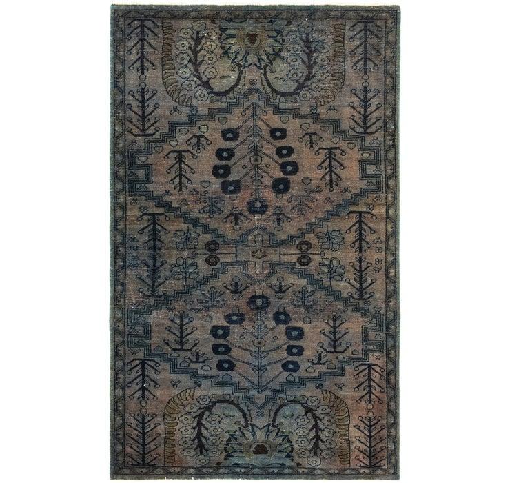 3' 4 x 5' 7 Ultra Vintage Persian Rug