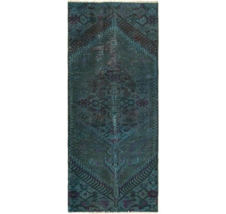 75cm x 183cm Ultra Vintage Persian R...