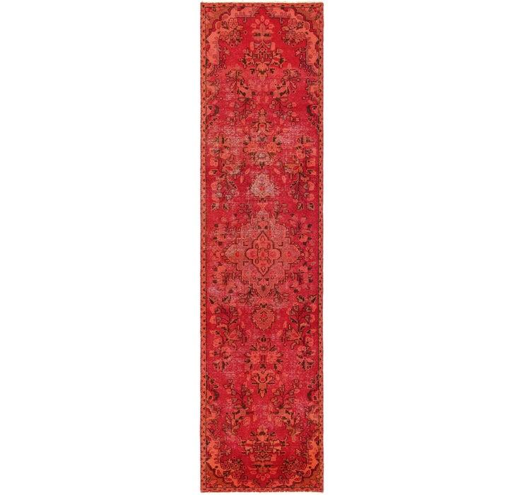 2' 5 x 9' 9 Ultra Vintage Persian R...