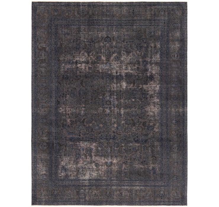 275cm x 365cm Ultra Vintage Persian Rug