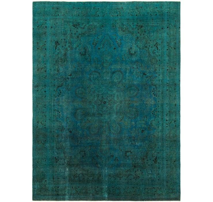 9' x 12' 4 Ultra Vintage Persian Rug