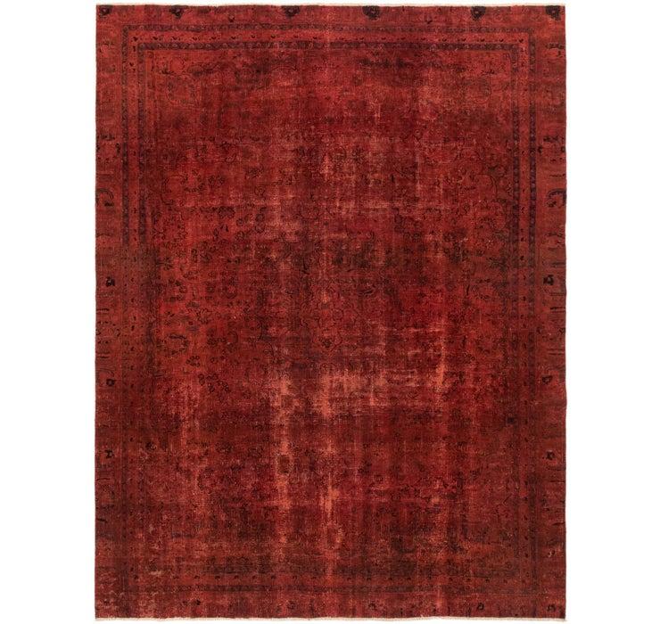 250cm x 320cm Ultra Vintage Persian Rug