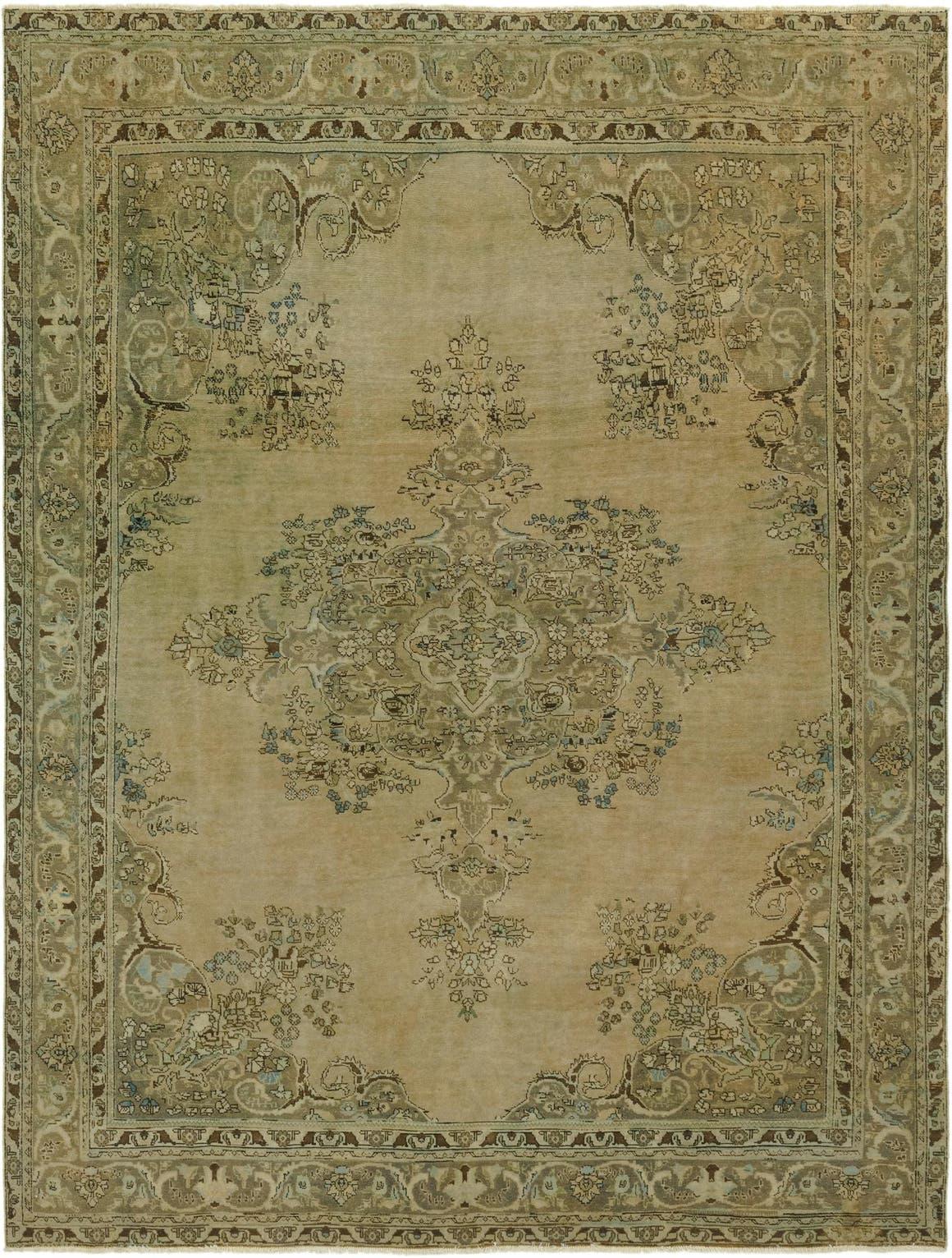 9' 7 x 12' 9 Ultra Vintage Persian Rug main image