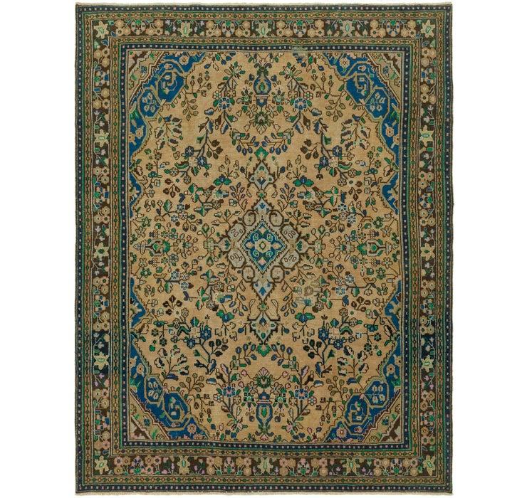 7' 5 x 9' 8 Ultra Vintage Persian Rug