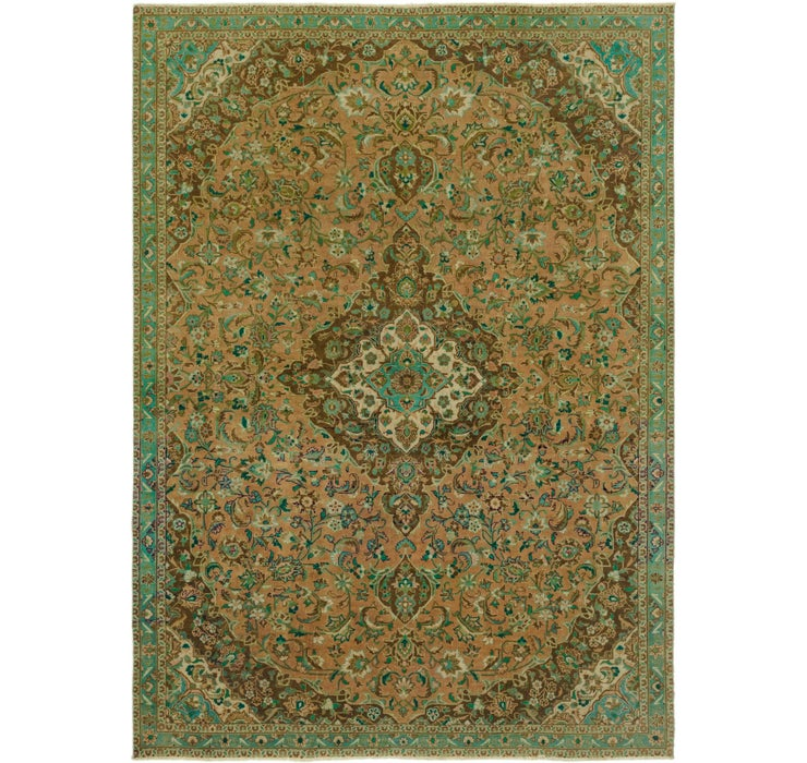 7' 1 x 9' 11 Ultra Vintage Persian Rug