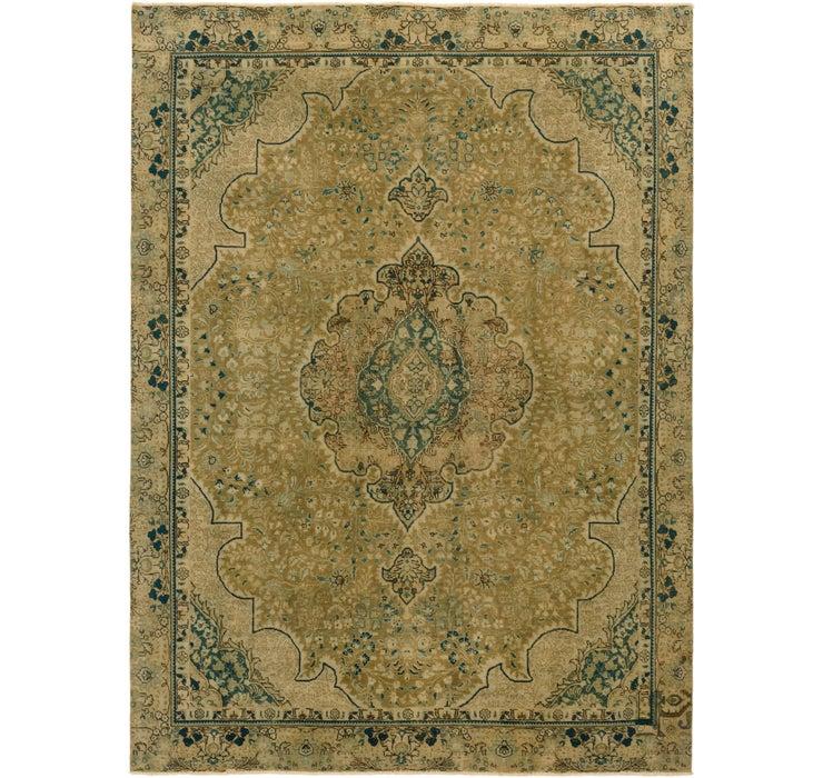 8' 9 x 12' 2 Ultra Vintage Persian Rug