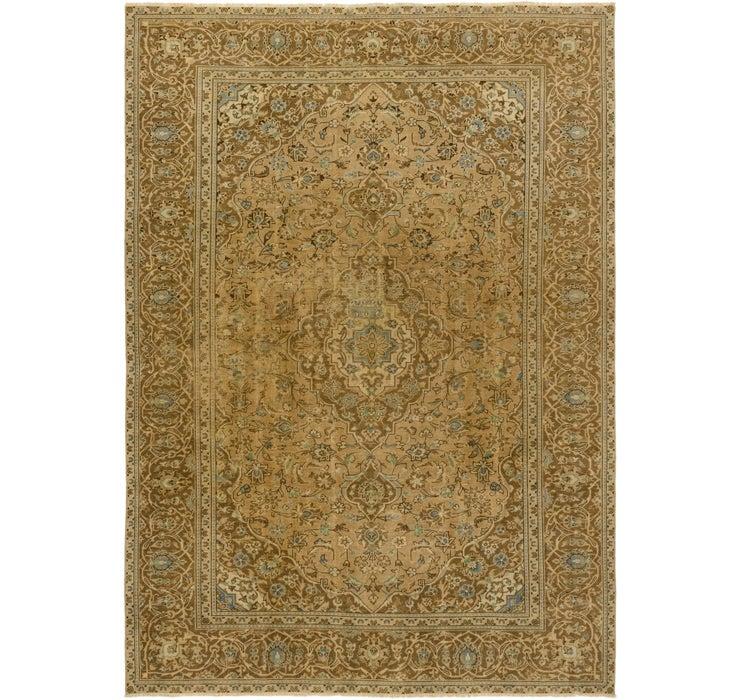7' 9 x 10' 10 Ultra Vintage Persian Rug