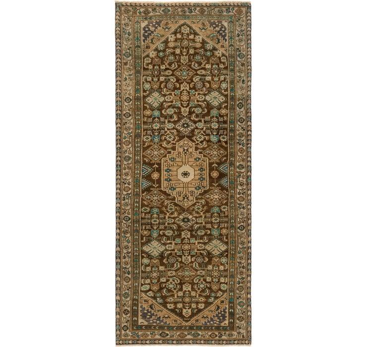 107cm x 280cm Ultra Vintage Persian R...