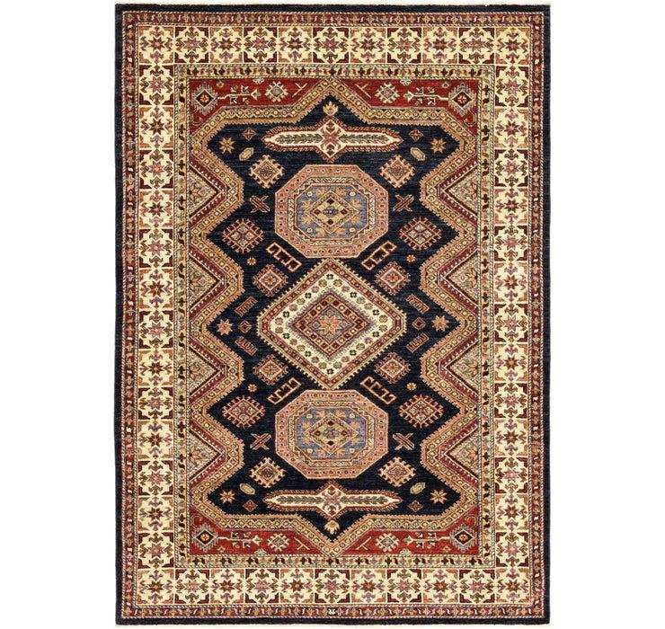 5' x 7' 1 Kazak Oriental Rug